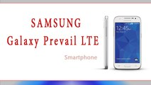 SamsungGalaxy Prevail LTE Smartphone Specifications & Features - Boost Mobile