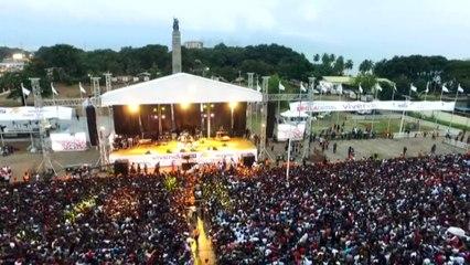 Samedi 26 Septembre - Concert au Vivendi Festival Conakry