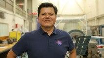 Andrés Martínez: desarrollando tecnología de naves espaciales pequeñas en NASA