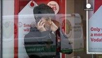 Vodafone e Liberty, stop ai negoziati sullo scambio di attività