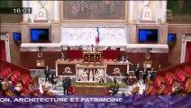 Loi Liberté de création, architecture et patrimoine : discours de Fleur Pellerin