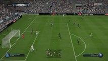 FIFA 16 But en retournée acrobatique.