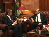 CM Sindh Meet On Governer Sindh On Governer House Sindh