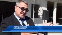 D!CI TV : Le préfet des Hautes-Alpes presse les acteurs de Serre-Che à travailler ensemble