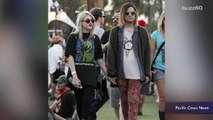 Frances Bean Cobain doesn't tell her mom she married a guy that looks like her dad