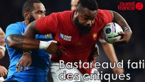 Coupe du monde de rugby: Bastareaud en a marre des polémiques