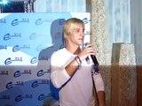 2008.06.12 Nikos Oikonomopoulos @ Thessaloniki Lifestyle FGTV