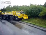 This Tow Truck Just Goes Where It Goes.