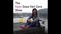 Nami Does Not Care / Japanese show podcast Promo video crazy Japan