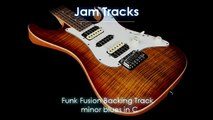 Funk Fusion Backing Track (Cm Blues) - TheGuitarLab.net -