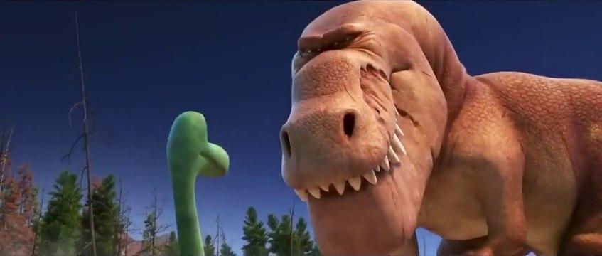 movie trailer - The Good Dinosaur Official International Teaser Trailer