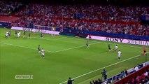 Коноплянка забил роскошный гол за Севилью Football Vines
