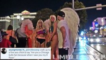 Picking Up Girls In Las Vegas Pick Up Lines Social Experiment 2015