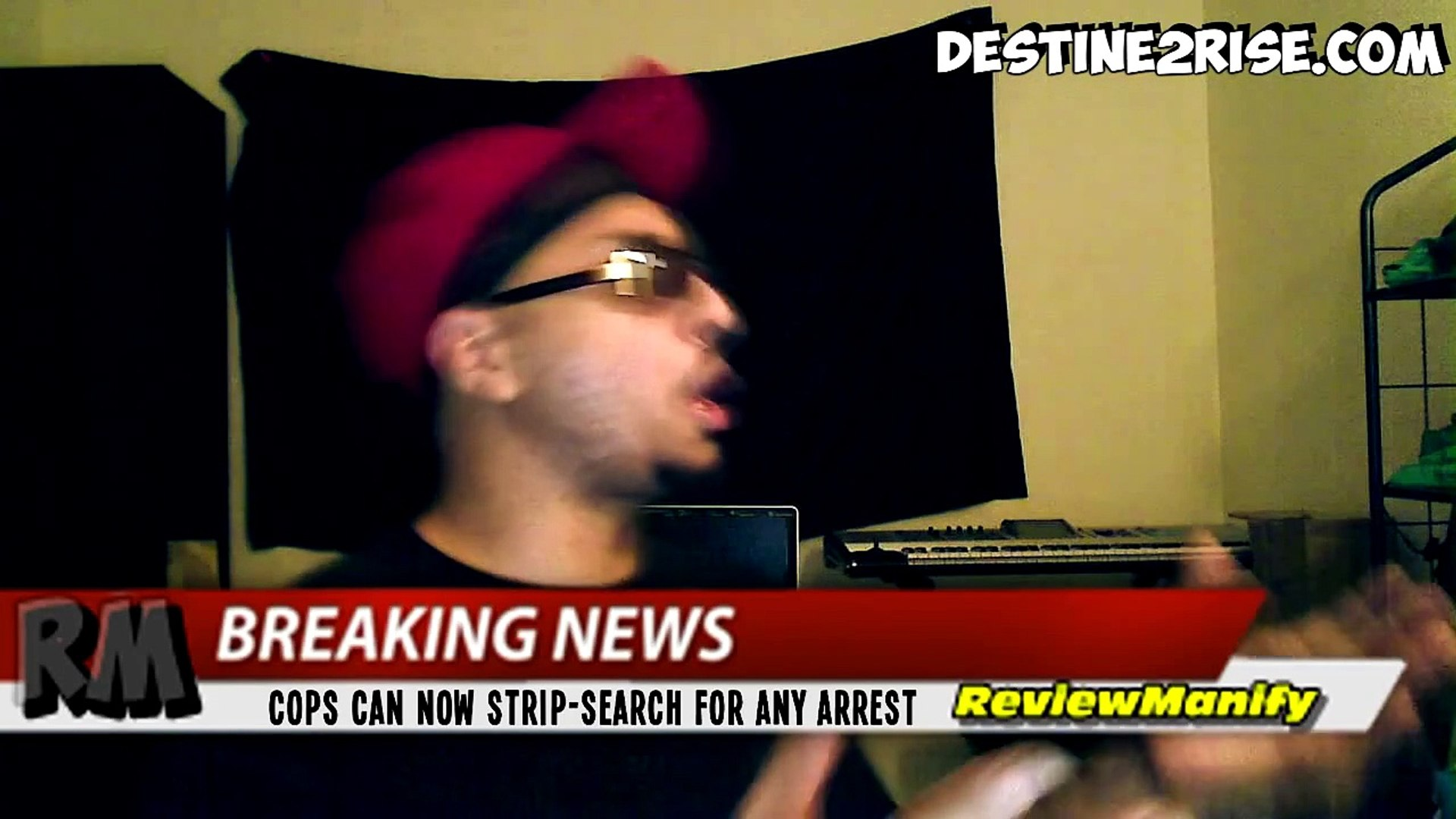 SCOTUS What?: Cops Can Now Strip Search For Any Arrest