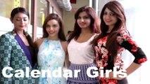 Madhur Bhandarkar Visits Big FM With Calendar Girls