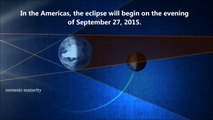 """Total Lunar Eclipse  September 27-28 -  Most """"Super"""" Supermoon of the Year"""
