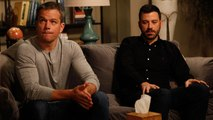 Matt Damon and Jimmy Kimmel Argue During Couples Therapy Session on 'Jimmy Kimmel Live'