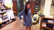 "Ingrid : ""Ca fait pyjama, ça fait chemise de nuit !"""