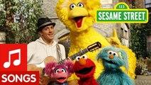 Sesame Street Bruno Mars Dont Give Up