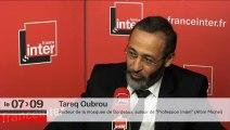 """Tareq Oubrou  """"On a ethnicisé des problèmes qui relèvent de l'économie et du bon sens"""""""