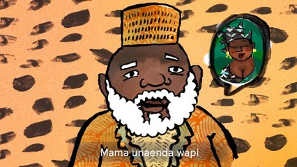 KUYA MBIO, en swahili