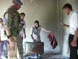 Syrie:  tournant dans la révolte contre le pouvoir d'Assad, Damas en guerre