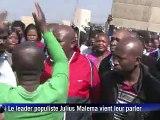 Marikana: les mineurs sommés de reprendre le travail lundi