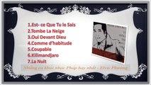 Les chansons françaises ont des mots de Elvis Phuong Vietnam Meilleur