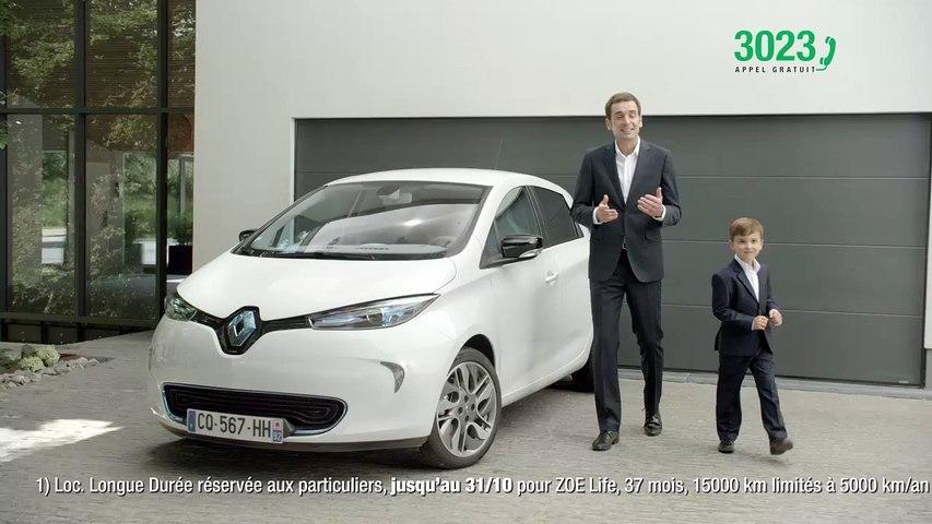 Renault ZOE – C'est toujours aussi simple !