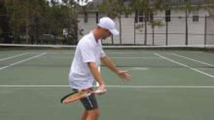 Lag and Snap Forehand Technique