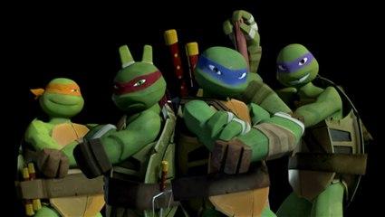 Teenage Mutant Ninja Turtles : les Tortues Ninja - Dimension X : Bande-annonce