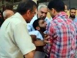 L'émouvante vidéo d'un père de famille syrien retrouvant son fils qu'il croyait mmrt
