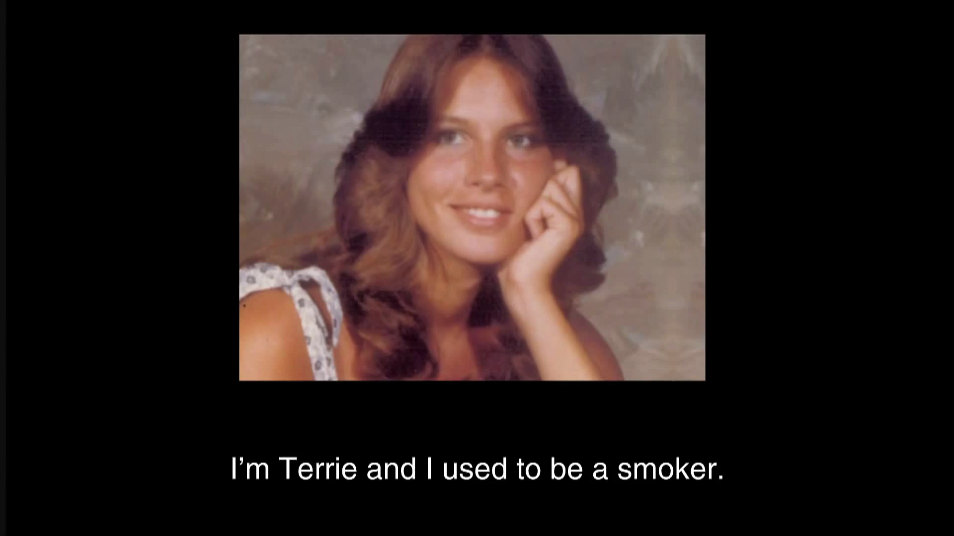 CDC – Tips from Former Smokers – Terrie