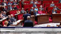 Quand Manuel Valls et Jean-Marc Ayrault font rire l'Assemblée