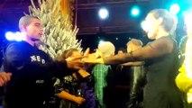 Valérie Trierweiler danse avec un candidat de Danse avec les stars