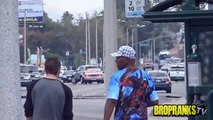 Pop Prank in the Hood (PRANK GONE WRONG) Hood Pranks Best Pranks Funny Pranks Pranks 2014
