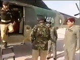 Pervez Musharraf Leading From The Front An Unseen Video of Pervez Musharraf