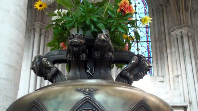Bénédiction des cloches de la cathédrale