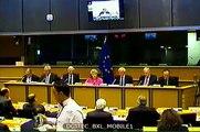 馬英九總統與歐洲議會議員視訊會議直播(片段)