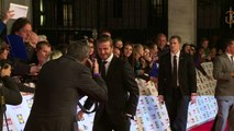 David Beckham attends Pride of Britain awards