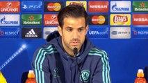 "Groupe G - Fabregas : ""Je comprends la frustration de Costa"""