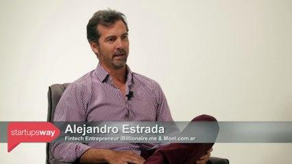 Alejandro Estrada en Startups Way