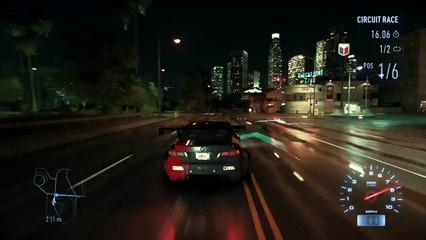 Zoom sur la customisation  de Need For Speed 2015