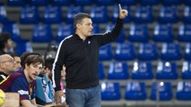 """FCB Lassa (handbol) Xavi Pascual: """"Jugar i competir és el que ens fa falta"""""""
