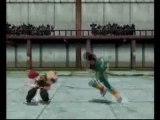 naruto clash of ninja 2 gaara vs lee AMV
