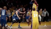 NBA 2K15 PS4 1080p HD Mejores jugadas Los Angeles Lakers-Minnesota Timberwolves