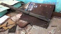Empleada de la salud en Cuba vive en condiciones precarias