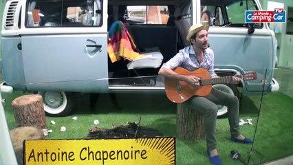 Charlotte (dans mon camping-car) : une chanson sur le camping-car, d'Antoine Chapenoire