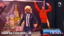 Touche pas à mon poste ! Le défi danse de Cyril Hanouna face à Chris Marques.mp4