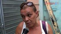 Vive en condiciones precarias Trabajadora de la sud en Cuba